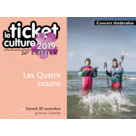 Ticket culture 2019 - Les Quatre saisons